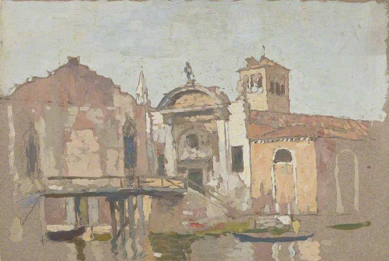 Church of the Abbey of Misericordia, Venice