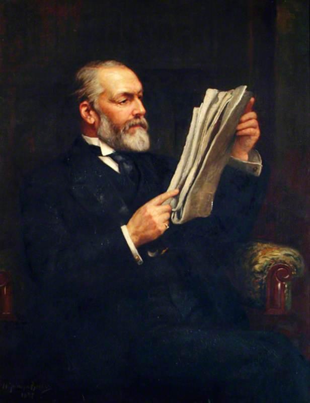 Sir William Vincent, Bt