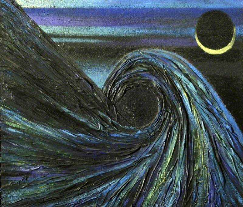 A New Moon and a Vortex (The Wave)