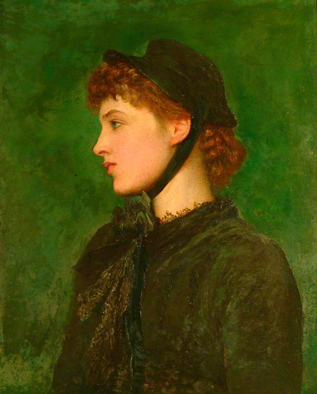 Mrs Lillie Langtry (1853–1929)