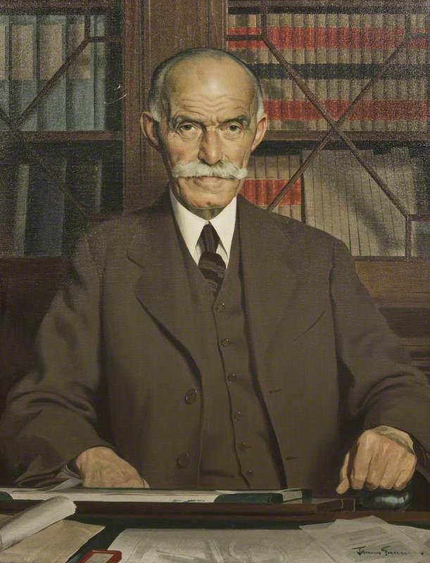 John Robson (1862–1948), CBE, DL, County Clerk of Dumfriesshire (1890–1945)