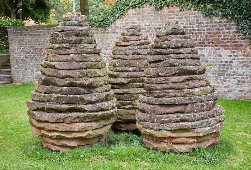 Three Sandstone Cones