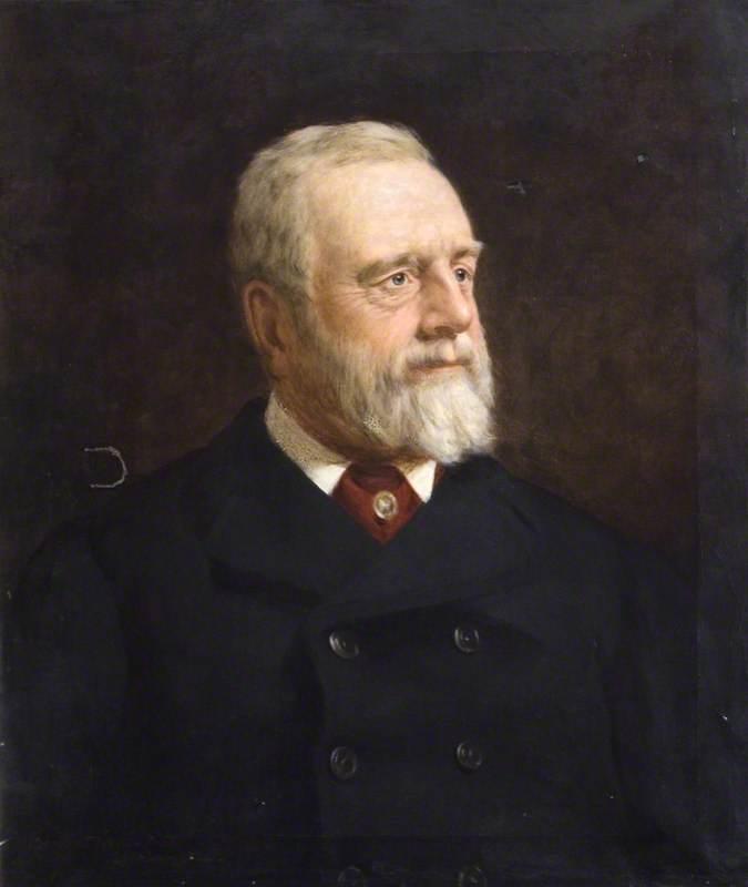 Patrick Dudgeon of Cargen