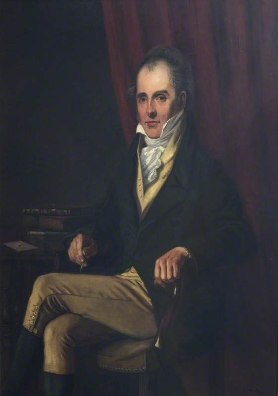 Dr James Crichton of Friars' Carse