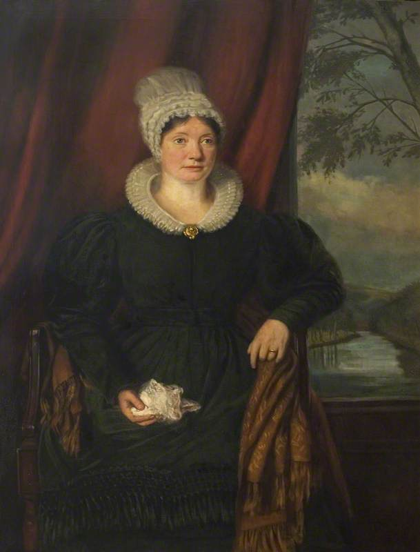 Mrs Elizabeth Crichton of Friars' Carse