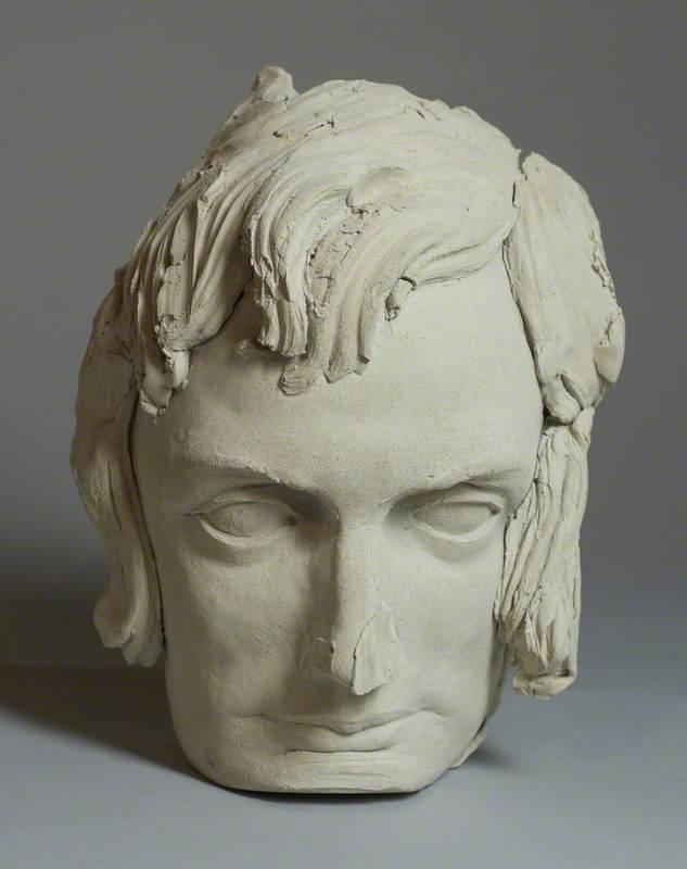 Maquette for Burns Wilson Statue