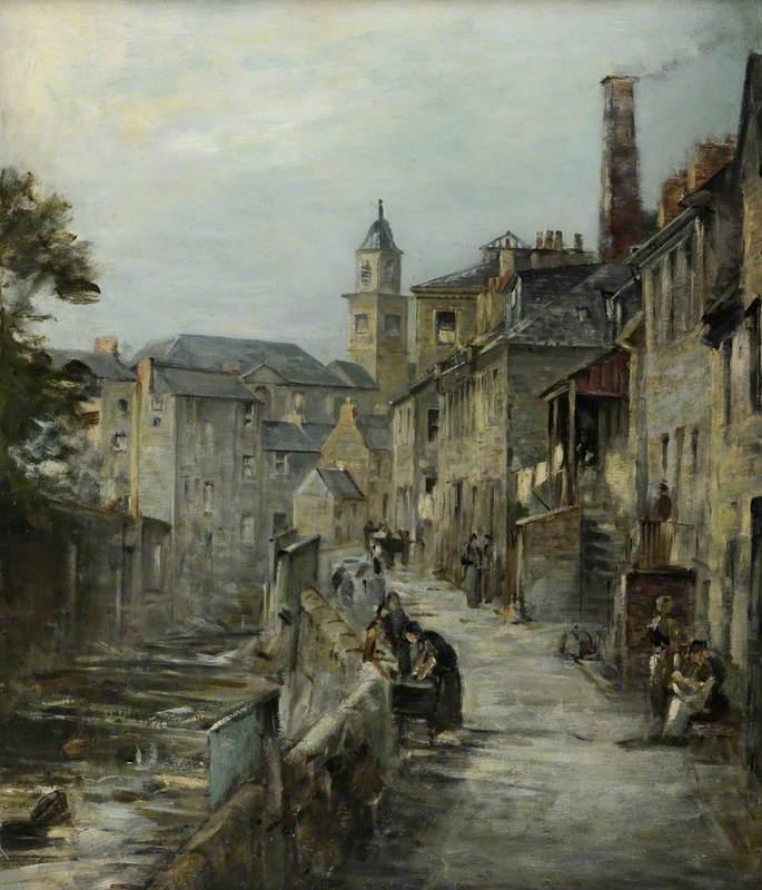 Sandbed Street