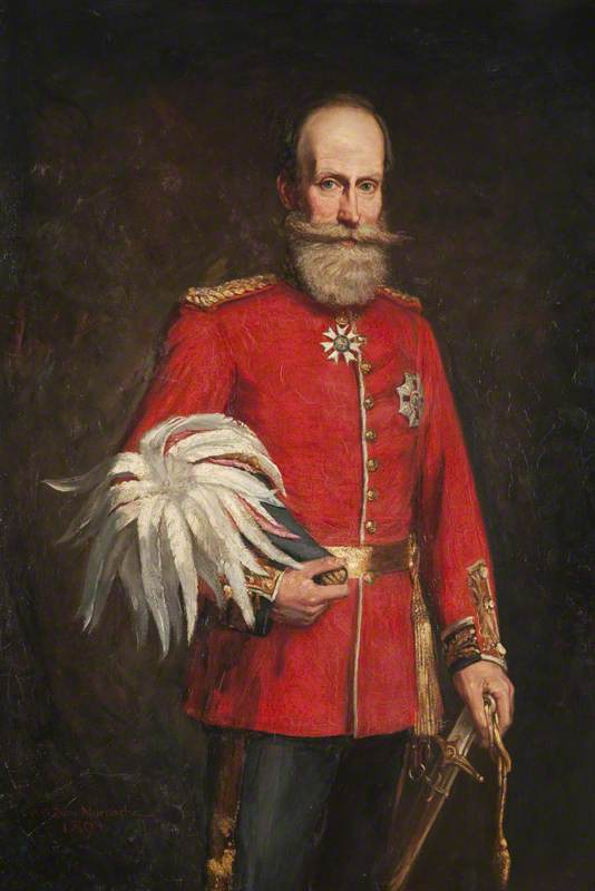 Major General Sir Robert Murdoch Smith (1835–1900), KCMG