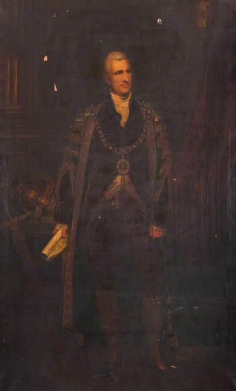 Sir James Shaw