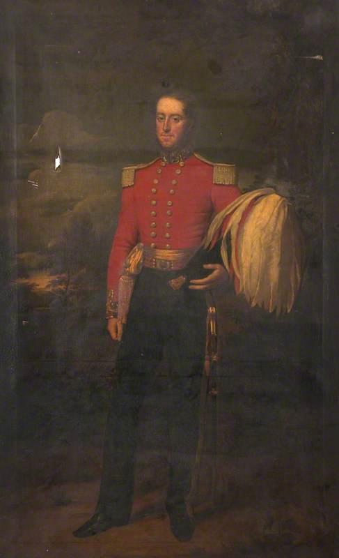 Archibald William Montgomerie (1821–1861), 13th Earl of Eglinton and Winton
