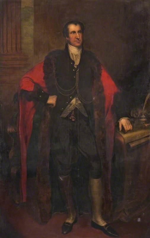 Sir James Shaw (1764–1843), Bt