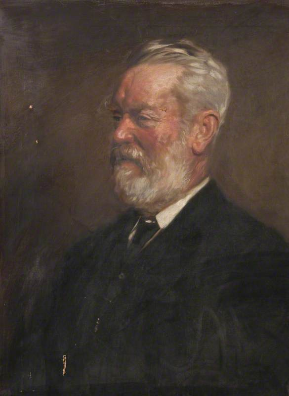 Charles George Shaw of Ayr