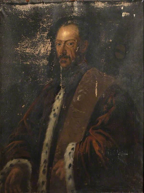Vincenzo Morosini, Procuratori de Supra