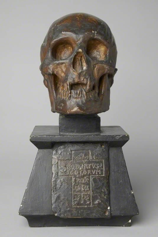 The Skull of Robert the Bruce (1274–1329