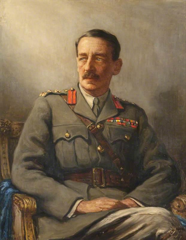 Major-General Sir Walter Maxwell-Scott of Abbotsford (1875–1954), Bt, CB, DSO, Great-Great-Grandson of Sir Walter Scott