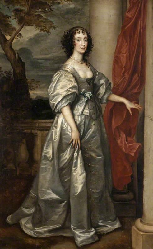 Margaret Smith, Mrs. Thomas Carey, later lady Edward Herbert (1606–1678)