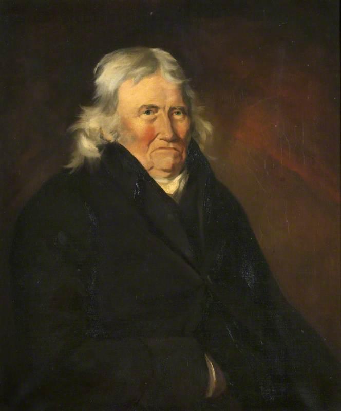 Thomas Scott (1731–1823), Uncle of Sir Walter Scott