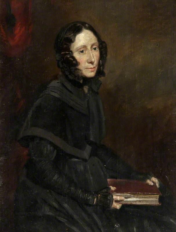 Nancy Williamson, née Cairns