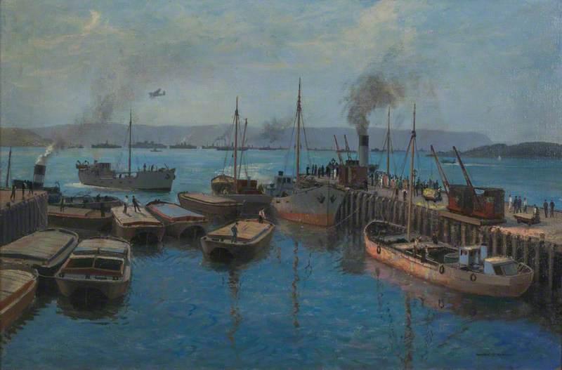 View of Craigendoran Pier