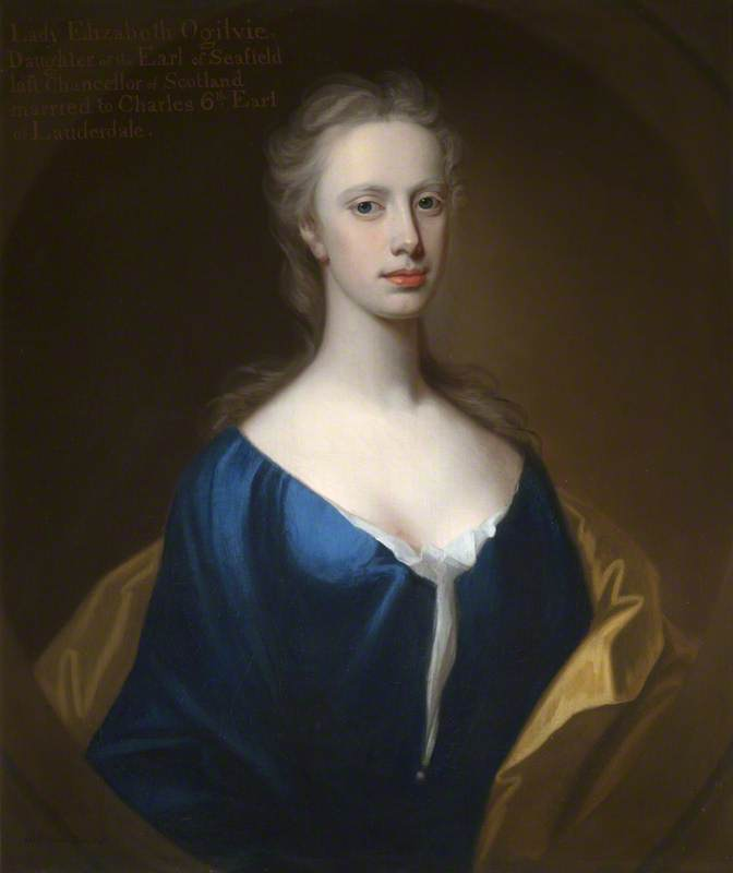 Elizabeth Ogilvy, Countess of Lauderdale