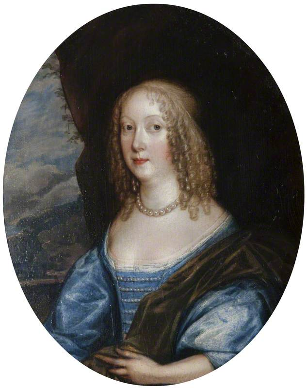 Elizabeth Murray (c.1630–1698), Countess of Dysart and Duchess of Lauderdale