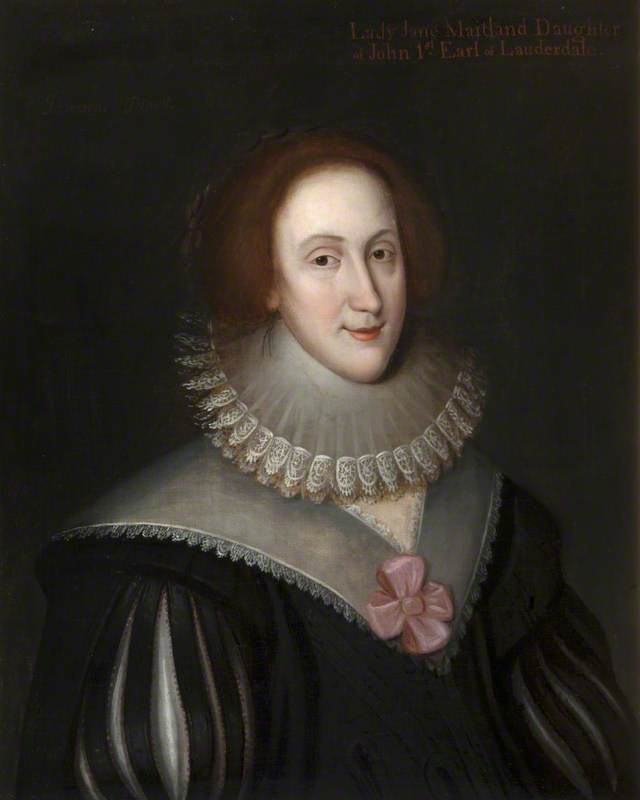 Lady Jane Maitland (1612–1631)