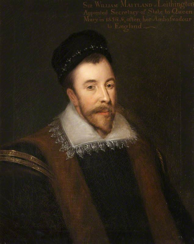 Sir William Maitland of Lethington (1525/1530–1573)