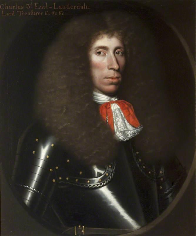 Charles Maitland (c.1620–1691), 3rd Earl of Lauderdale