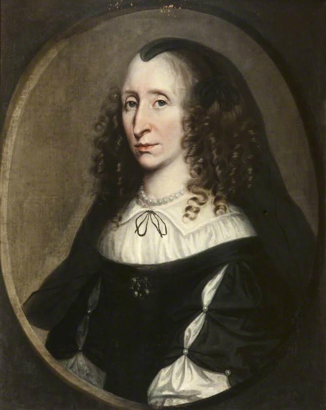 Lady Anne Seton