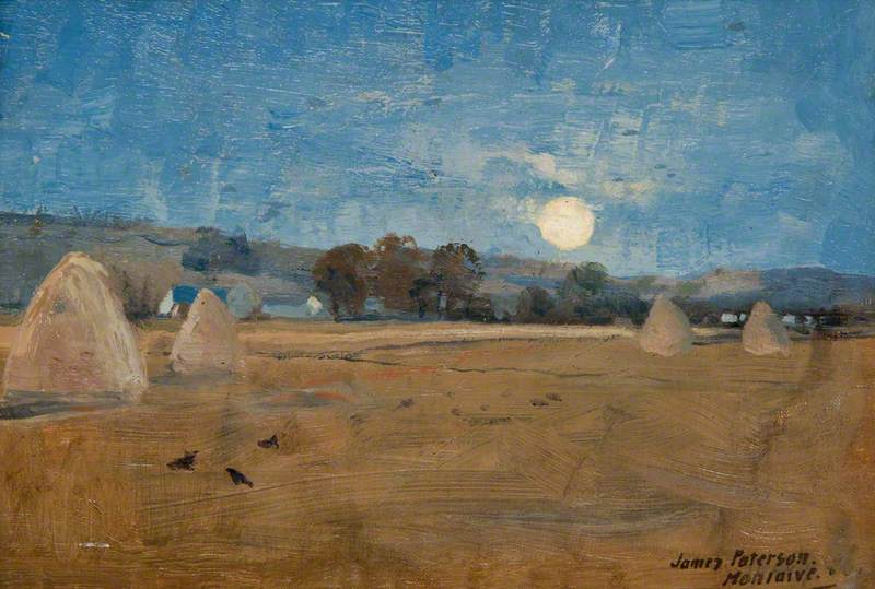 Moonrise, Moniaive