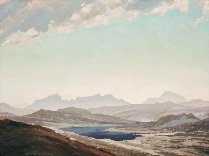 Mountains of Arran