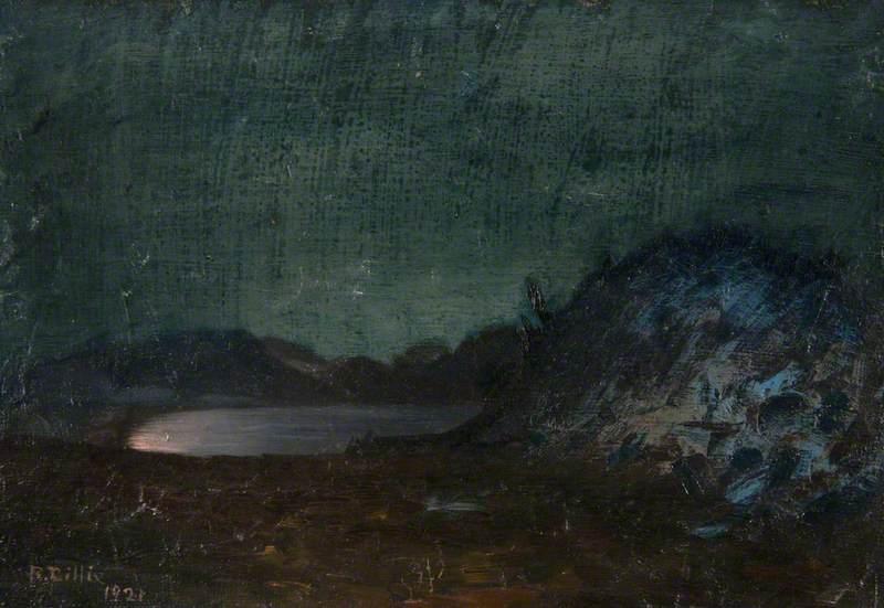 Moonlit Landscape*