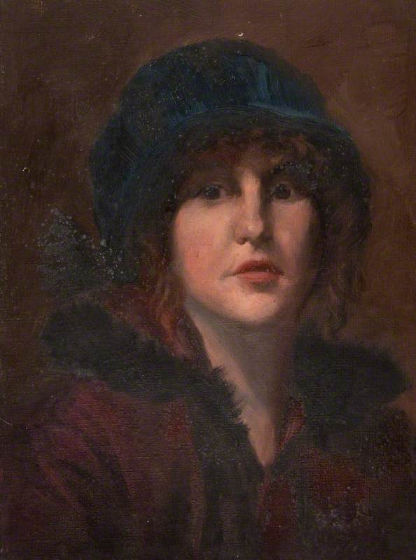 Portrait of a Woman*