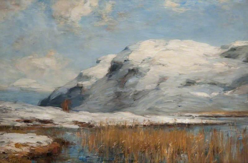 Winter in Glen Ogle