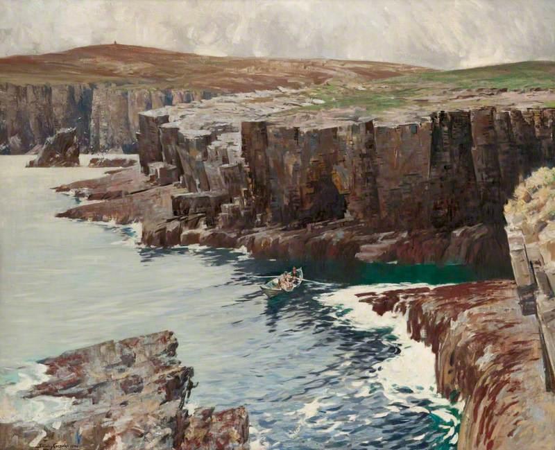 A Rockbound Coast