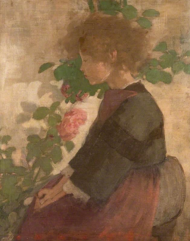 The Breton Girl