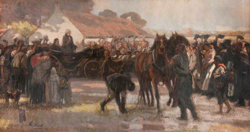 Gladstone's Campaign