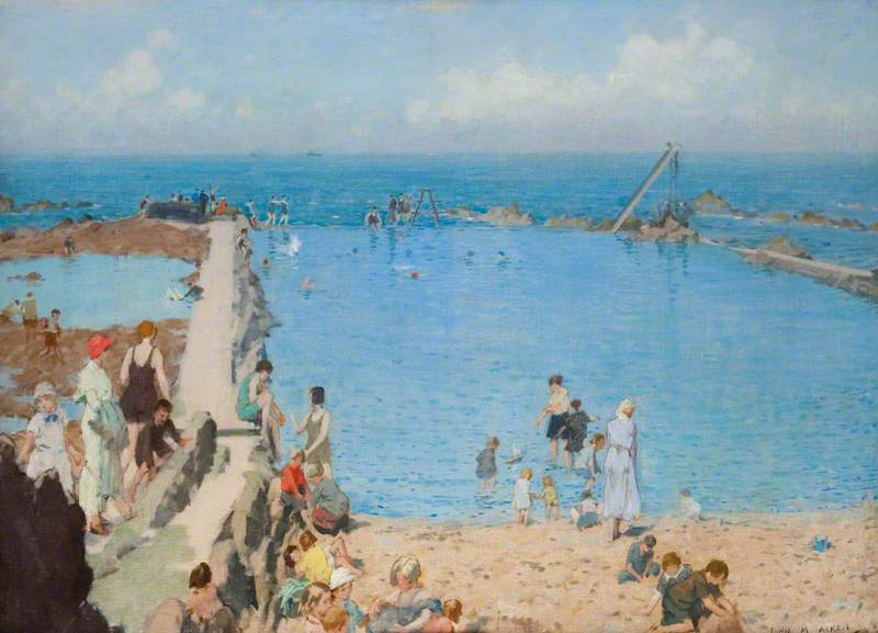 Bathing Pool, Pittenweem