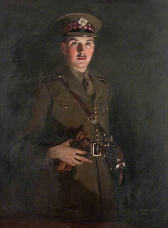 George Hamilton, Junior (1898–1917)