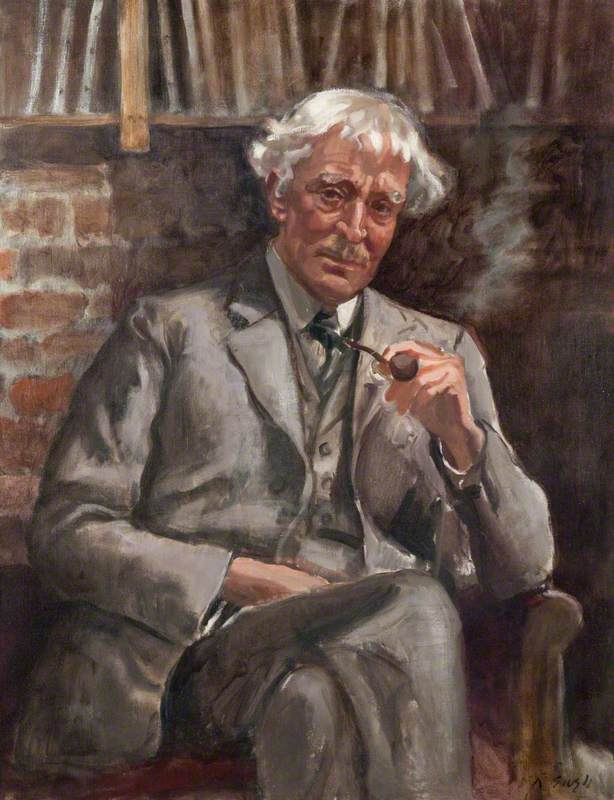 Sir George Pirie (1866–1946), PRSA
