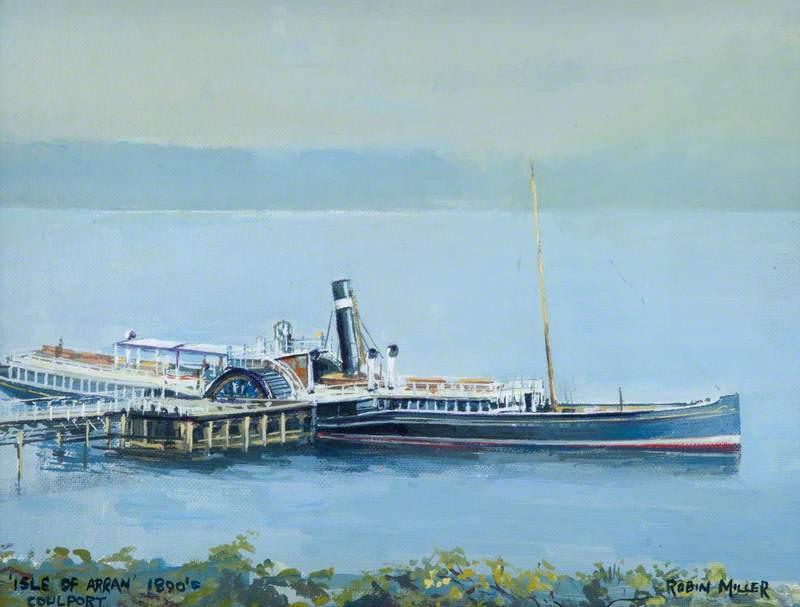 'Isle of Arran', 1890s, Cowlport