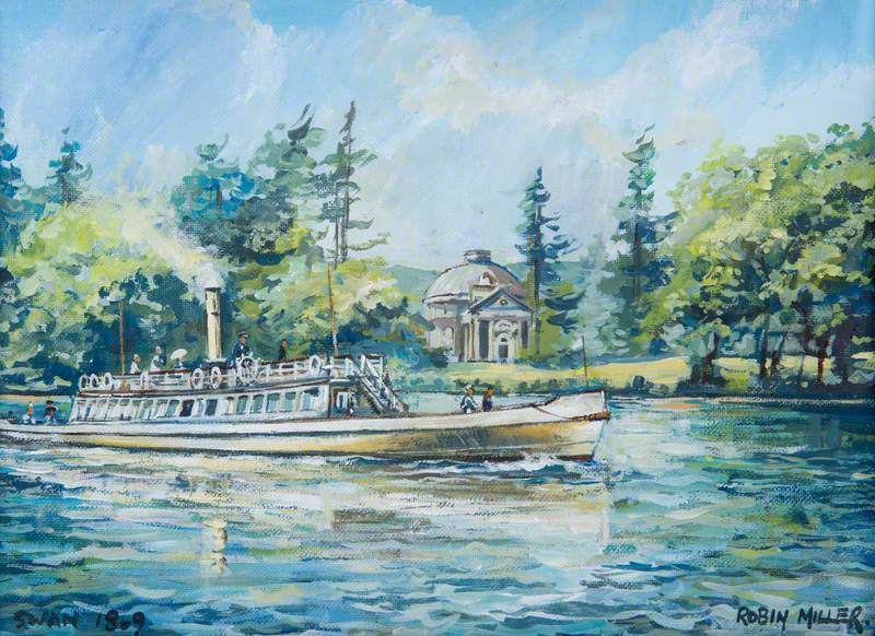 'Swan', 1869