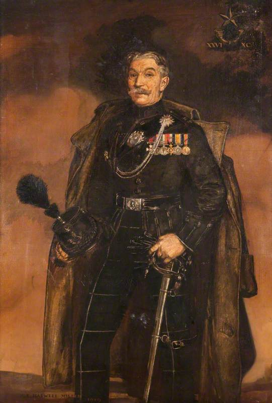 Lieutenant-Colonel Crofton Bury Vandeleur (1867–1949)