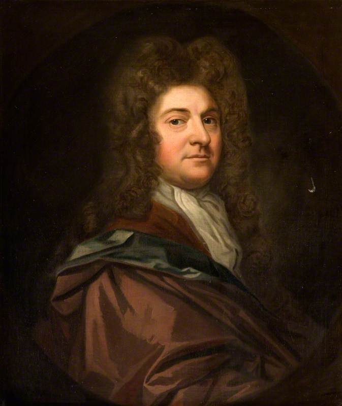 John Chetwynd, MP (d.1702)