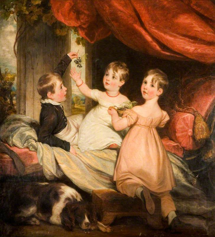 The Children of the 2nd Earl Talbot