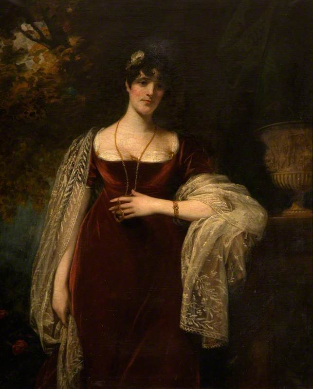 Frances Thomasine, Countess Talbot, Wife of the 2nd Earl Talbot (1778–1819)