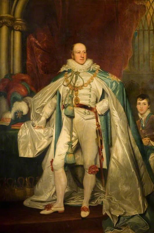 Charles Chetwynd, 2nd Earl Talbot (1777–1841)