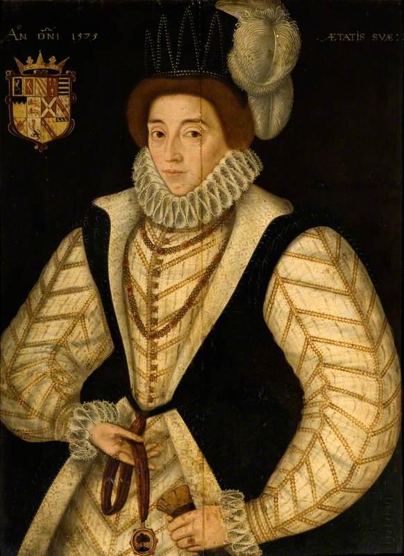 Elizabeth (c.1525–1608), Countess of Shrewsbury