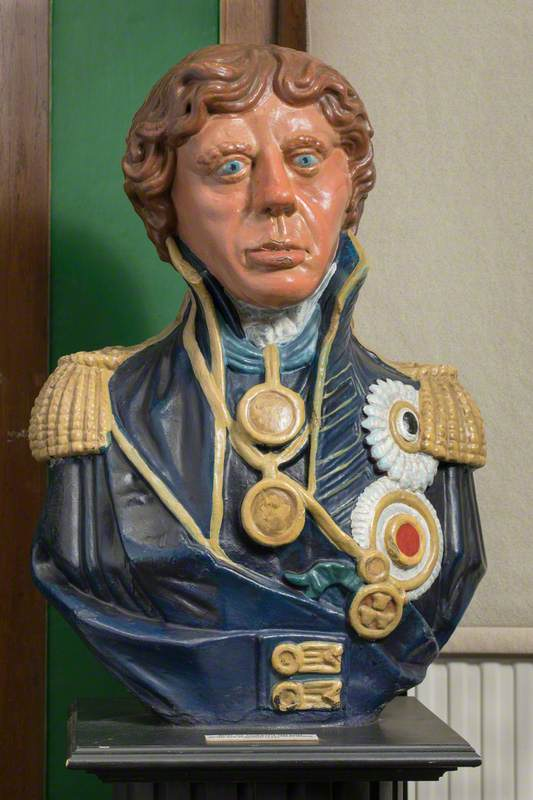 Admiral Lord Nelson (1758–1805)