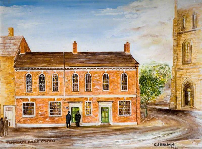 Tamworth Police Station